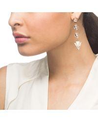 Lulu Frost - Metallic Istria Earring - Lyst