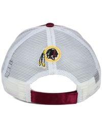 KTZ | Women's Washington Redskins Satin Chic 9forty Cap | Lyst