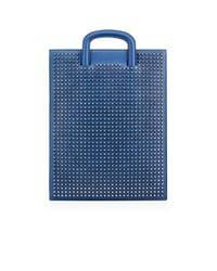 Christian Louboutin - Blue Trictrac Large Portfolio - Lyst