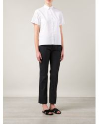 Sofie D'Hoore | White 'baci' Shirt | Lyst