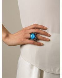 Stephen Webster | Blue 'jewels Verne' Crab Ring | Lyst
