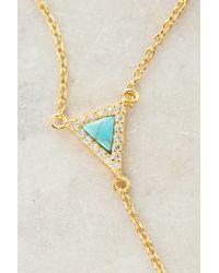 Samantha Wills | Metallic Flamingo Jungle Necklace | Lyst