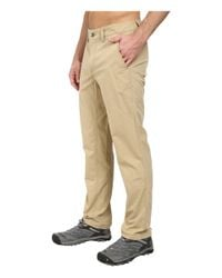 Marmot - Natural Harrison Pant for Men - Lyst
