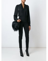 Givenchy - Black Small 'nightingale' Tote - Lyst