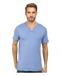 Alternative Apparel | Blue Moroccan Tee for Men | Lyst