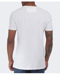 True Religion | White Buddha Print Cotton T-shirt for Men | Lyst