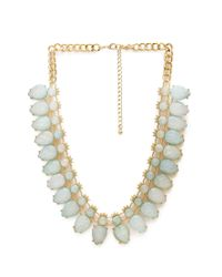 Forever 21 - Blue Heavenly Hologram Necklace - Lyst