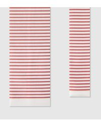 Gucci   Red Striped Silk Tie for Men   Lyst