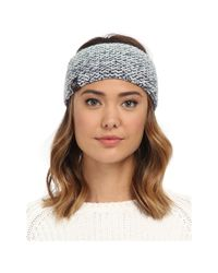 UGG | Blue Grand Meadow Novelty Headband | Lyst