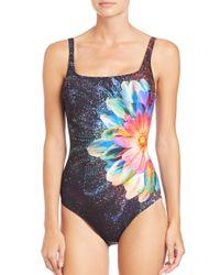 Gottex | Multicolor One-piece Tank Swimsuit | Lyst