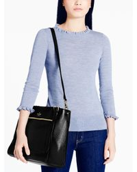 kate spade new york - Black Cobble Hill Peters - Lyst