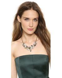 Jenny Packham   Metallic Bianca Necklace - Multi   Lyst