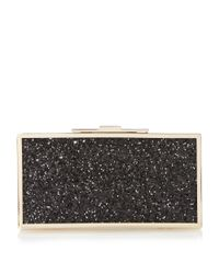 Dune - Black Exquisite Glitter Clutch Bag - Lyst