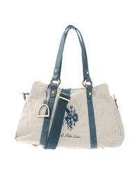 U.S. POLO ASSN. - Blue Handbag - Lyst