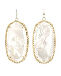 Kendra Scott | Metallic Deily Drop Earrings | Lyst