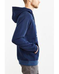 Adidas Originals | Blue Originals Trefoil Hoodie Sweatshirt for Men | Lyst