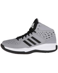 Adidas | Black Court Fury for Men | Lyst