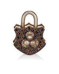 Sevan Biçakci | Metallic Women's Cintamani Padlock | Lyst