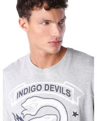 DIESEL | Gray T-newyn for Men | Lyst