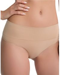 Spanx | Natural Shaping Thong | Lyst