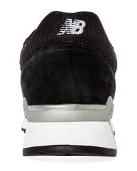 New Balance - Black The 80s Running 496 Sneaker for Men - Lyst