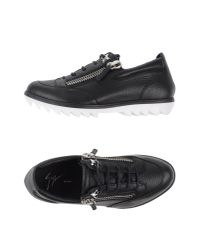 Giuseppe Zanotti | Black Low-tops & Trainers for Men | Lyst