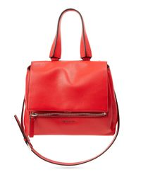 Givenchy - Red Pandora Pure Small Shoulder Bag - Lyst