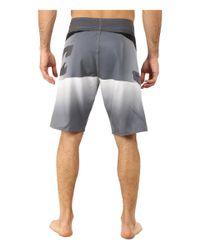 Billabong - Gray Fluid Boardshorts for Men - Lyst
