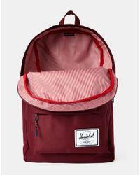 Herschel Supply Co. - Supply Co. Settlement Backpack - Purple for Men - Lyst
