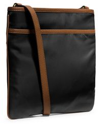 MICHAEL Michael Kors | Black Kempton Large Crossbody Bag | Lyst