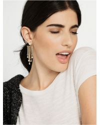 BaubleBar | Metallic Labyrinth Drops | Lyst