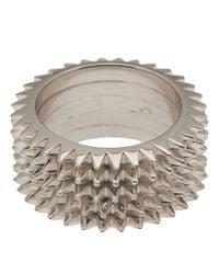 Luis Morais - Metallic Creative Energy Ring - Lyst