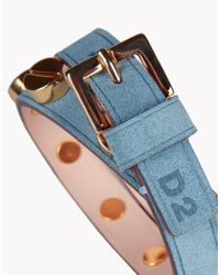 DSquared² - Blue Armlet - Lyst