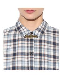 Marc By Marc Jacobs | Metallic Large Bow Tie Necklace | Lyst