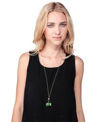 N2 - Green Necklace / Longcollar - Lyst