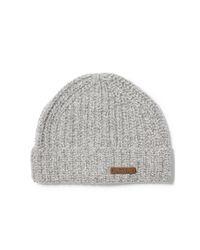 Polo Ralph Lauren - Gray Ragg Wool Cuffed Hat for Men - Lyst
