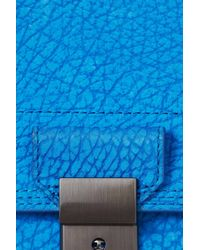 3.1 Phillip Lim - Blue Pashli Mini Messenger - Lyst