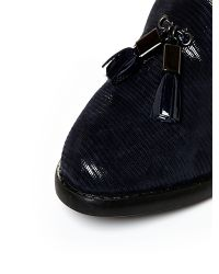 Moda In Pelle | Blue Eida Low Smart Shoes | Lyst