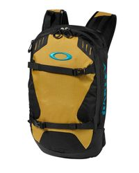 Oakley | Black 12l Rafter Freeride Backpack for Men | Lyst