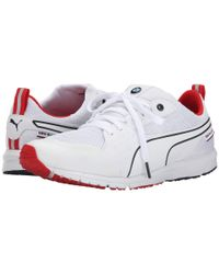 PUMA | White Bmw Ms Pitlane Nightcat for Men | Lyst