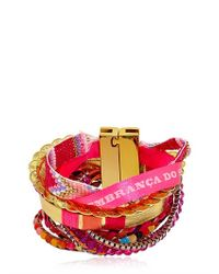 Hipanema - Multicolor Hippie Bracelet - Lyst