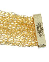 Rosantica - Metallic Gold-Tone Penelope Bracelet - Lyst