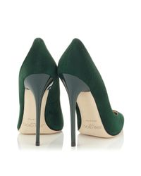 Jimmy Choo - Green Anouk - Lyst