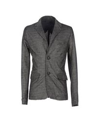 GAUDI | Gray Blazer for Men | Lyst