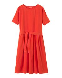Toast | Gathered Waist Dress | Lyst