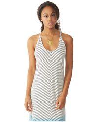 Alternative Apparel - Blue Hermosa Maxi Dress - Lyst