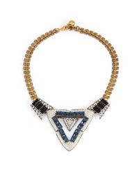 Lulu Frost | Multicolor Emergence Necklace | Lyst