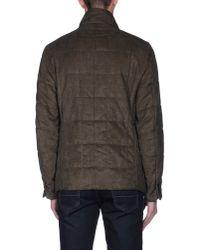 Tru Trussardi - Natural Jacket for Men - Lyst
