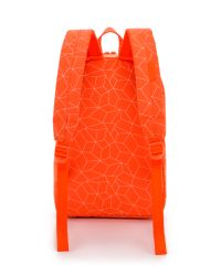 Herschel Supply Co. - Orange Settlement Mid Volume Backpack - Neon Sequence - Lyst
