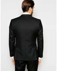 Ben Sherman - Black Plain Suit Jacket for Men - Lyst